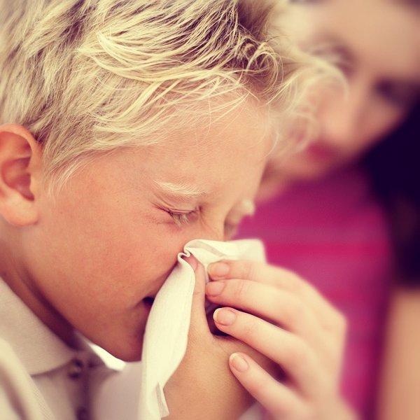 Παιδικές ιώσεις και κρυολόγημα