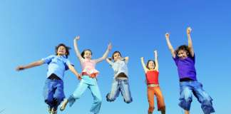 Εξυπνοι τρόποι για υγιή παιδιά