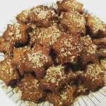 Συνταγή για μαλακά μελομακάρονα