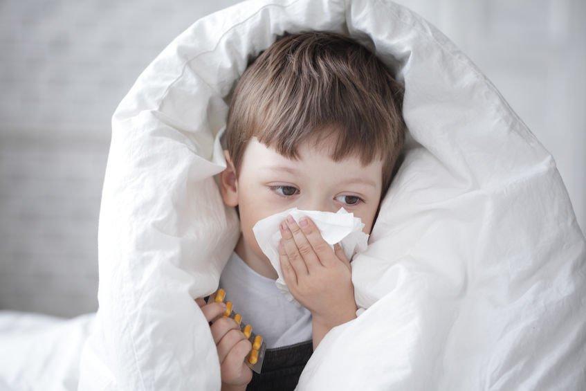 Προφυλάξετε το παιδί σας από τις Φθινοπωρινές ιώσεις