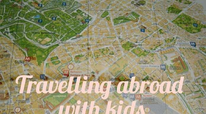 Ταξίδι στο εξωτερικό με παιδιά
