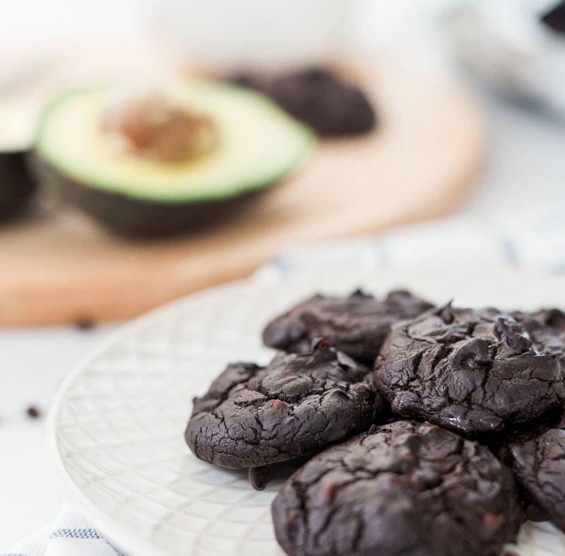 Cookies με Αβοκάντο από τον Σεφ Κυριάκο Μελά