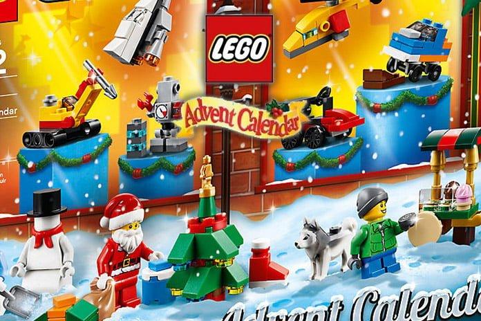 LEGO Advent Calendar - Χριστουγεννιάτικο Ημερολόγιο