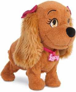 Lucy Λούτρινο Σκυλάκι Χορεύω & Τραγουδώ