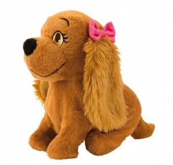 Λούτρινο Διαδραστικό Σκυλάκι Λούσυ AS Company