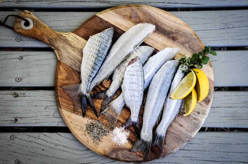 Ψάρια με Υψηλή Περιεκτικότητα σε Υδράργυρο