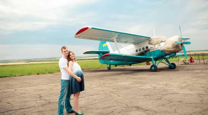 Ταξίδι στην περίοδο της εγκυμοσύνης