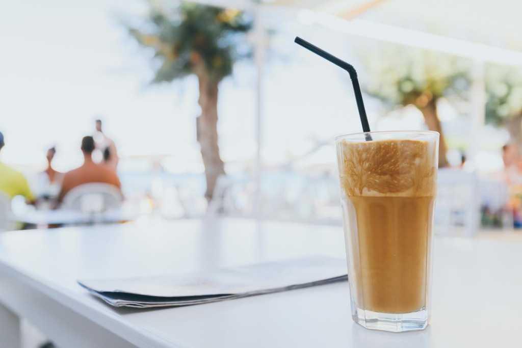 Νες καφέ Φραπέ