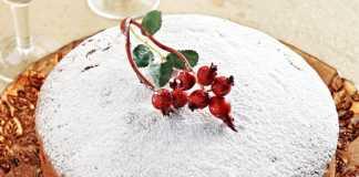 Βασιλόπιτα με γιαούρτι και καρύδια από τον Σεφ Κυριάκο Μελά