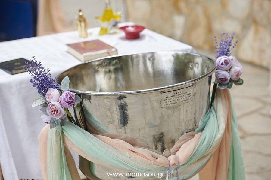 Οργάνωστε την τέλεια βάπτιση