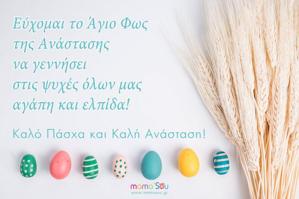 Ευχές Πάσχα - Ευχές για Καλή Ανάσταση και Καλό Πάσχα