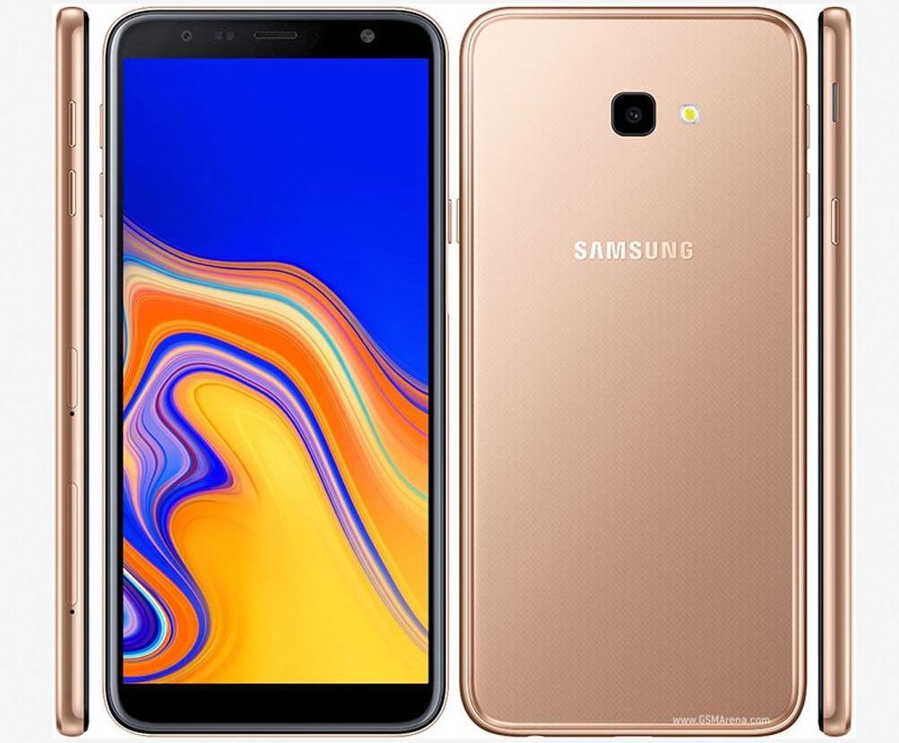 Samsung Galaxy J4+ Gold Dual Sim Κινητό Smartphone