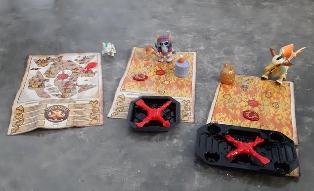 Treasure X Dragons Gold