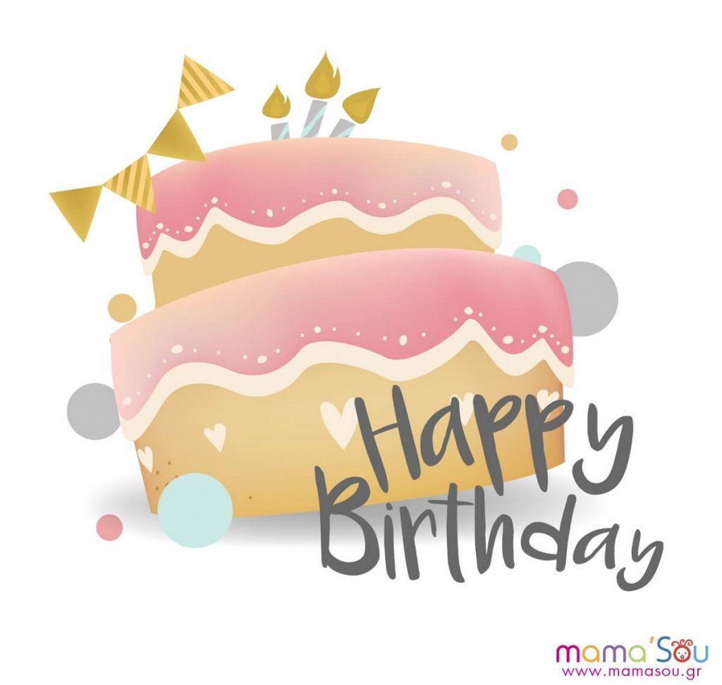 karta happy birthday 3