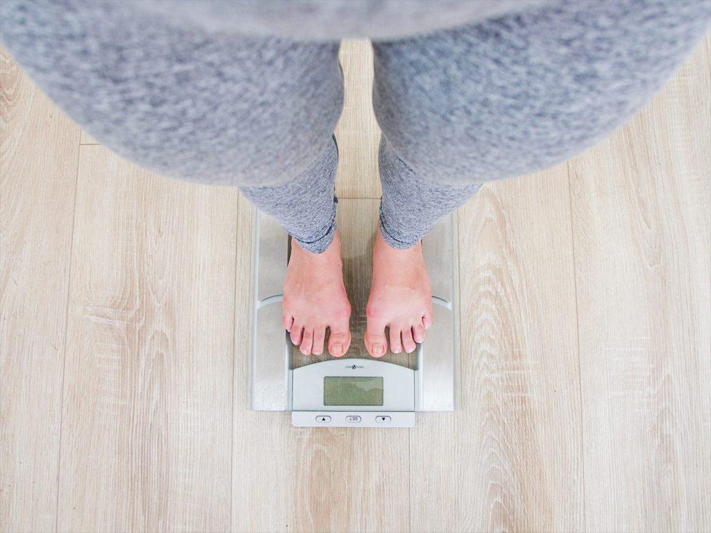 Αποκτήστε ένα υγιεινό βάρος