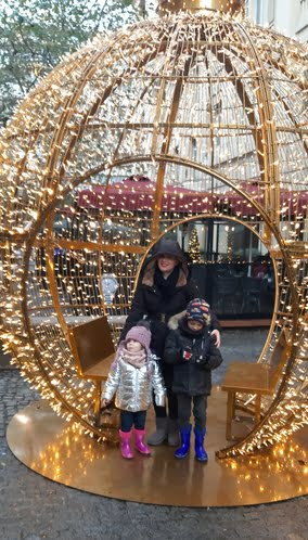Χριστούγεννα στην πόλη